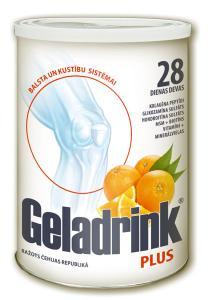 Geladrink® PLUS апельсин 340г