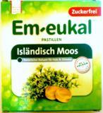 Em-eukal® Исландский мох 50г