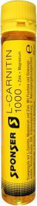 L-Karnitīns 1000 ar vitamīniem, magniju un cinku (1 amp.)