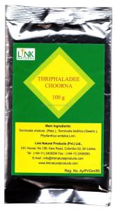 Triphala augu maisījums 100g
