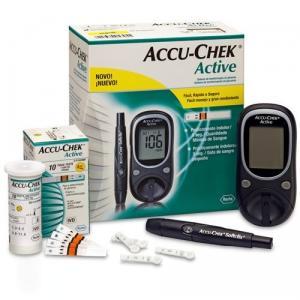Glikometrs ACCU-CHEK ACTIVE