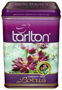 Чай TARLTON LOTUSS green (250гр)